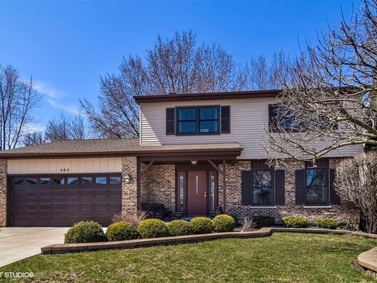 482 Charles Dr Elk Grove Village Il 60007 Zillow