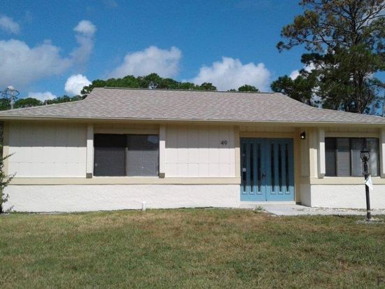 49 Fortress Pl, Palm Coast, FL 32137 | Zillow