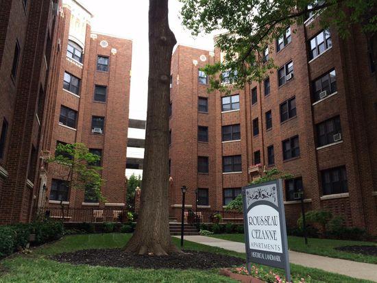 Missouri · Kansas City · 64112 · West Plaza; Cezanne Apartments