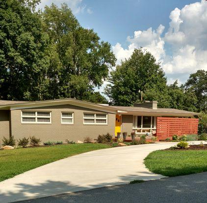Terrific Mid Century Homes Greenville Sc Gallery - Simple Design ...