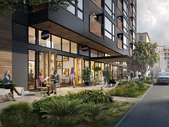 Avant Apartments Open 1 X Floorplan 2100 E Madison St Seattle Wa 98112