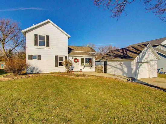 205 E 3rd St, Waunakee, WI 53597 | Zillow Waunakee Remodeling Home Improvements on mobile home remodeling, do it yourself remodeling, exterior home remodeling, landscaping remodeling, bathroom remodeling, inside out remodeling,