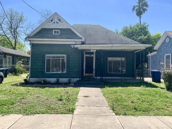 220 Leigh St, San Antonio, TX 78210 | Zillow on