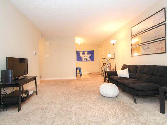 Belmont Run Apartments One Bedroom Floorplan 1232 Man O War Pl Lexington Ky 40504