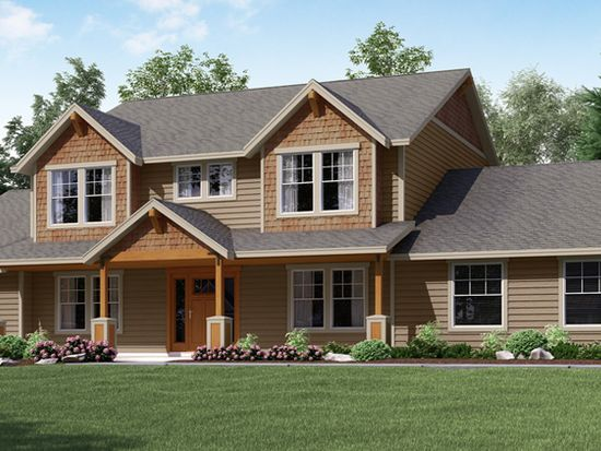 The Mt Rainier Built On Your Land Adair Homes Olympia by Adair