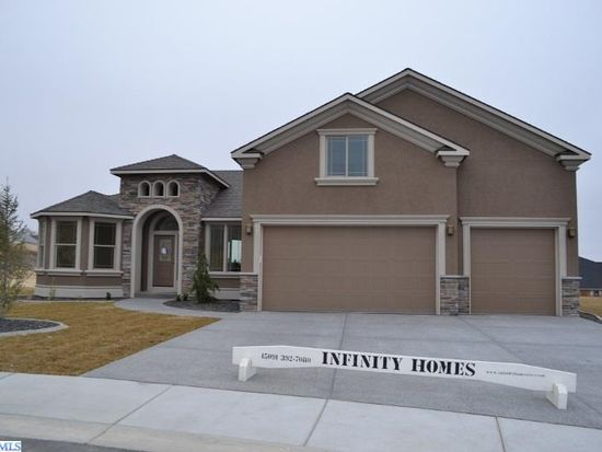 Infinity homes richland wa
