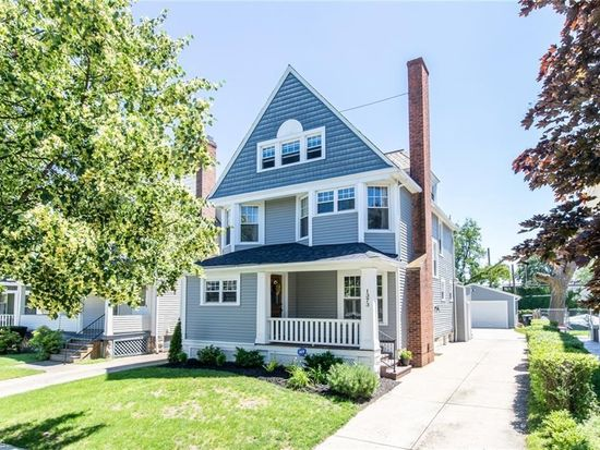 Sensational 1373 Lakeland Ave Lakewood Oh 44107 Zillow Squirreltailoven Fun Painted Chair Ideas Images Squirreltailovenorg