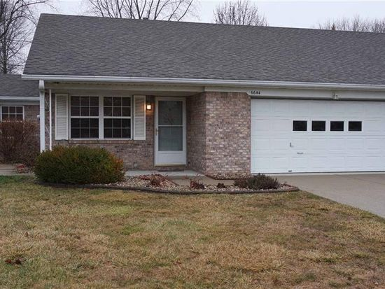6644 S New Jersey St Indianapolis In 46227 Zillow