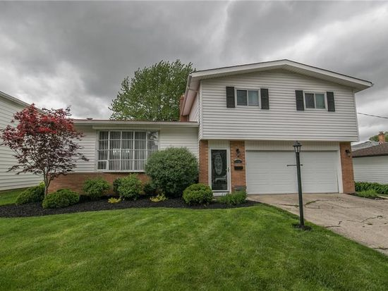 6754 Brandywine Rd Parma Heights Oh 44130 Zillow