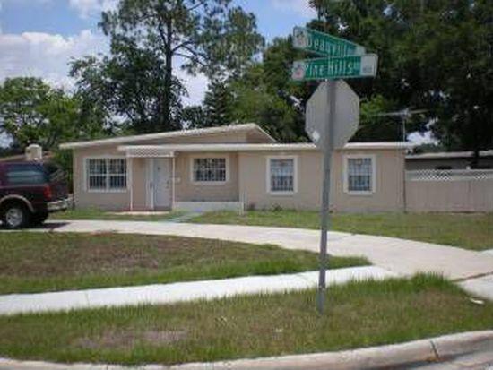 901 N Pine Hills Rd Orlando Fl 32808 Zillow