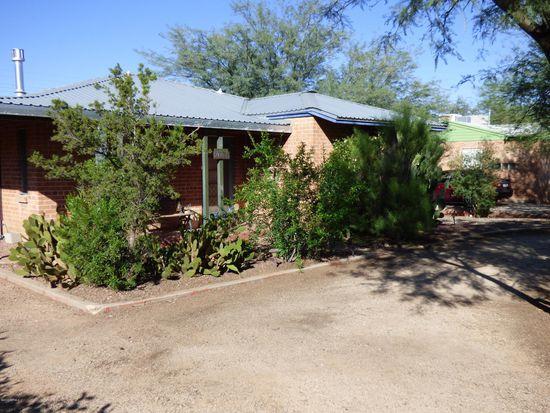 2813 E Linden St Tucson Az 85716 Zillow