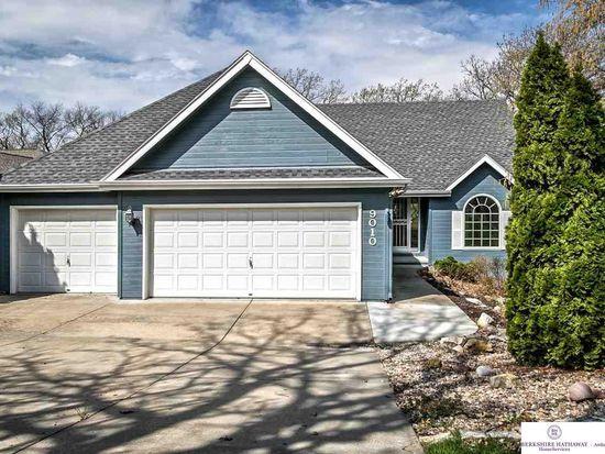 Reduced 50k Expansive Ranch Home With 5 Car Garage: 9010 Sue Ct, Plattsmouth, NE 68048