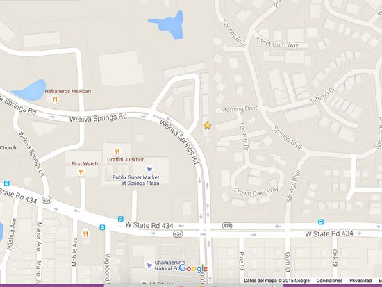 Longwood Florida Map.109 Crown Point Cir Longwood Fl 32779 Zillow
