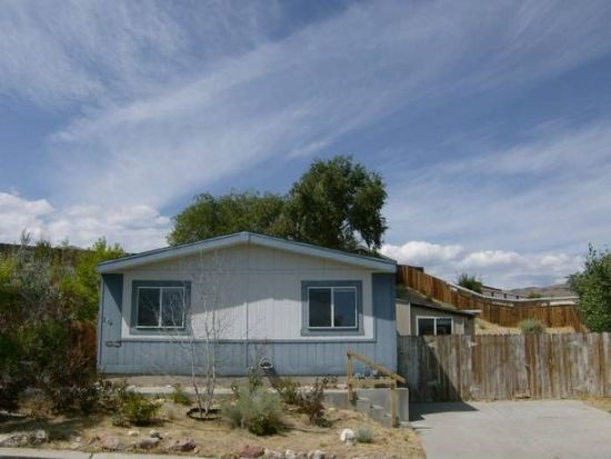 607 Jenni Ln Mound House Nv 89706 Zillow
