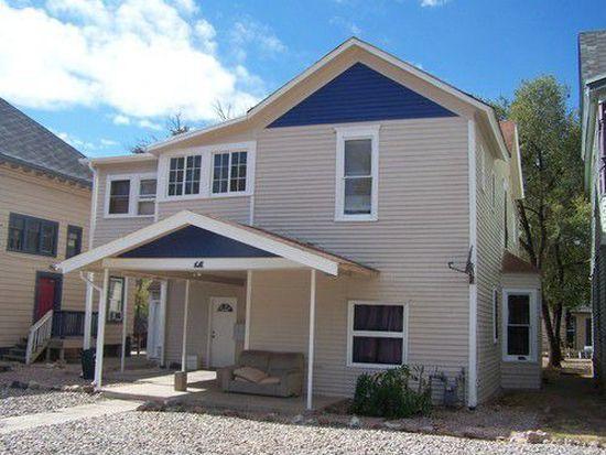 Zillow Colorado Springs Apartments