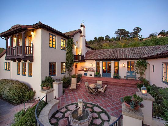 Spanish-Style Homes For 'American Dream Builders' Fans - Zillow