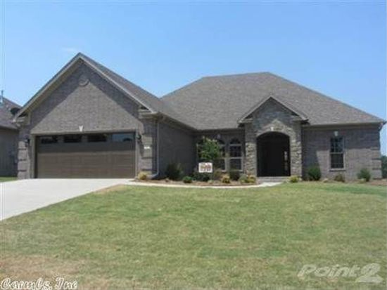 3015 plateau dr conway ar 72032 zillow