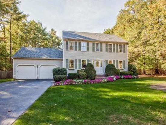 38 Cranberry Dr Halifax Ma 02338 Zillow