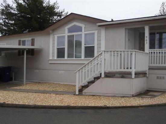 963 Cedar Ave Sebastopol CA 95472
