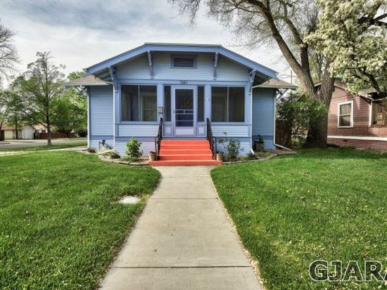 1361 White Ave Grand Junction Co 81501 Zillow