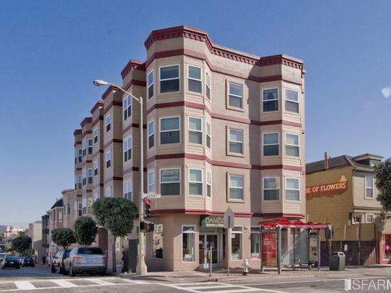 6050 Geary Blvd 402 San Francisco