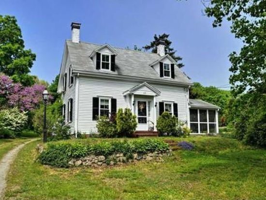 60 Kent St Scituate Ma 02066 Zillow