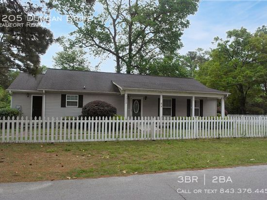 1205 Duncan Dr Beaufort Sc 29902 Zillow