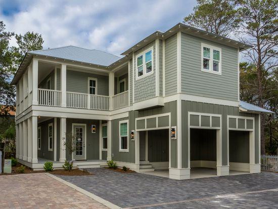 Allamanda B Plan, The Village at Grayton Beach, Santa Rosa Beach, FL 32459 | Zillow