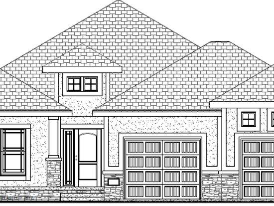 The Auburn Aspen Creek Villas by Pine Crest Homes Omaha – Pinecrest Homes Omaha Floor Plans