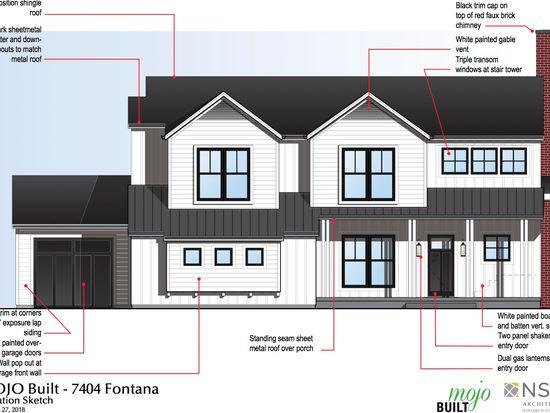 7404 Fontana - New Homes in Prairie Village by MOJO Built