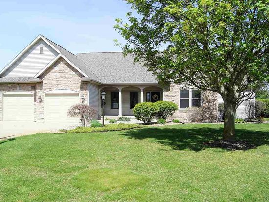 846 N Old Orchard Dr Warsaw In 46582 Zillow