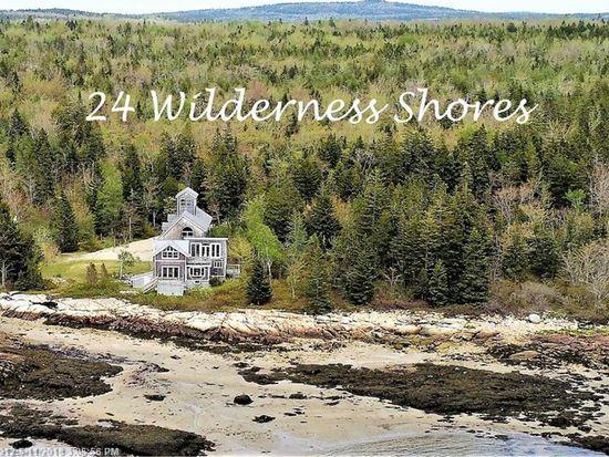 Steuben Maine Map.24 Wilderness Shore Rd N Steuben Me 04680 Zillow