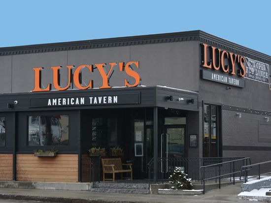 Lucy S Tavern Is Located Just A 3 Minute Walk From Adams Village Apartments