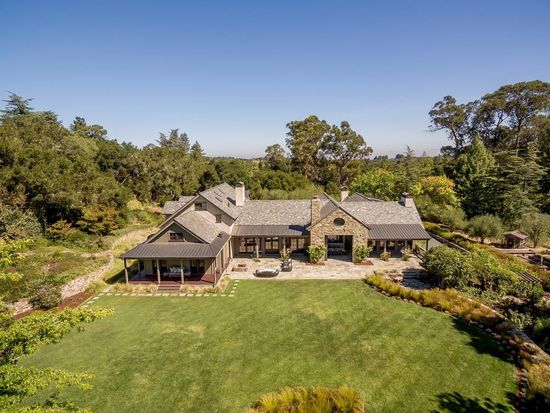 Woodside Homes In Mountain House Ca: 450 Mountain Home Rd, Woodside, CA 94062