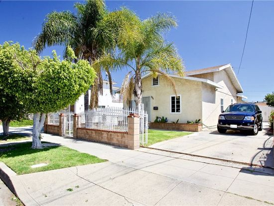 620 S Inglewood Ave Ca 90301 Zillow
