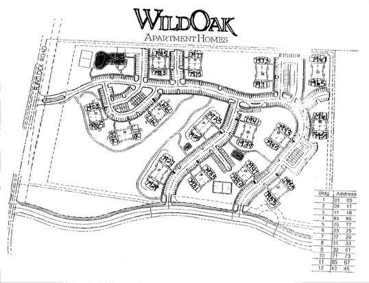 Wild Oak Apartment Homes Apartment Rentals
