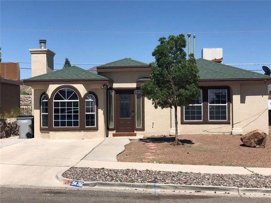 Astounding 5436 Ridge St El Paso Tx 79932 Zillow Download Free Architecture Designs Jebrpmadebymaigaardcom