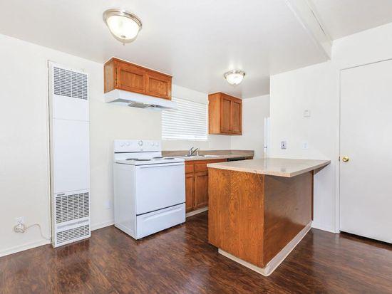 Sunburst Apartments The Loft Floorplan 4294 N Hughes Ave Fresno Ca 93705