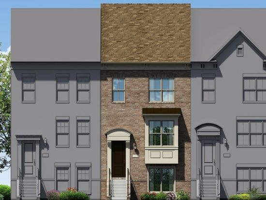 Donovan Cabin Branch Townhomes By Winchester Homes Zillow