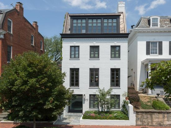 3245 N St Nw Washington Dc 20007 Zillow