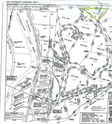 Kingfield Maine Map.1115 Highland Ave Kingfield Me 04947 Zillow