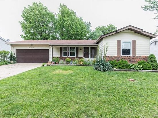 1349 green elm dr fenton mo 63026 zillow
