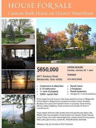 6677 Sunbury Rd Westerville Oh 43082 Zillow