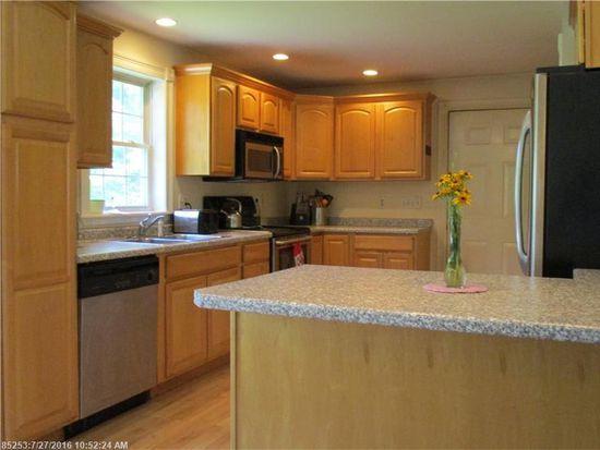 White Kitchen Littlefield 1035 littlefield rd, wells, me 04090 | zillow