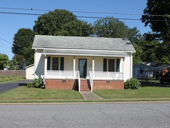 107 N Rose Ave, Kannapolis, NC 28083 | Zillow