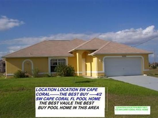 2323 Sw 28th St Cape Coral Fl 33914 Zillow