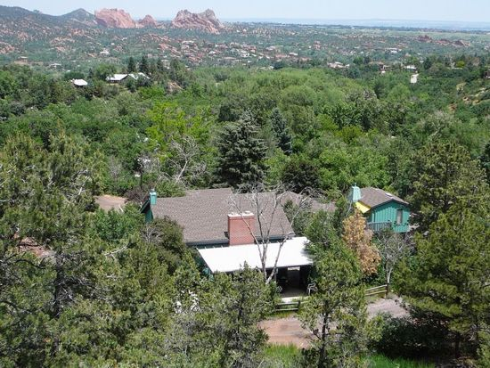 8 Crystal Park Pl Manitou Springs Co 80829 Zillow