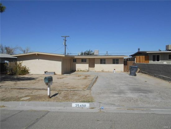 25498 Dayton Ave Barstow Ca 92311 Zillow