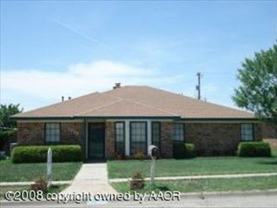 5718 S Milam St Amarillo Tx 79110 Zillow