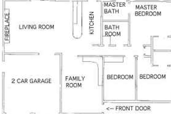 3 bed 2 bath Single Family at 1512 E BISHOP DR TEMPE, AZ, 85282 is for sale at 340k - google static map